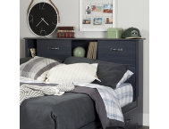 Ulysses Blue Full Headboard