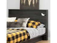 Holland Gray Queen Headboard
