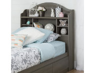 Savannah Gray Twin Headboard