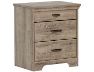 Versa Oak Nightstand