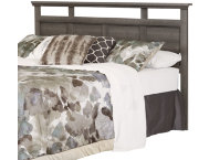 Versa King Gray Headboard