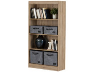 Axess 56  Washed Bookcase