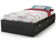 shop Spark-Twin-Black-Mates-Bed