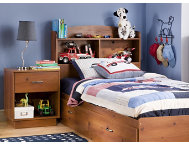 Logik Pine Twin Headboard