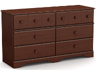 Little Treasure Cherry Dresser