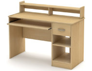 Axess III Maple Desk