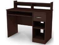 Axess III Brown Desk