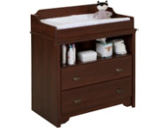 Fundy Cherry Changing Table