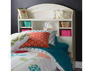 Country Poetry Twin Headboard