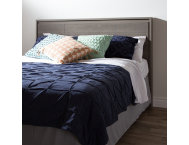 Gravity Queen Gray Headboard