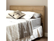 Gravity Oak Queen Headboard