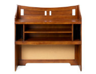 shop Desk Hutch