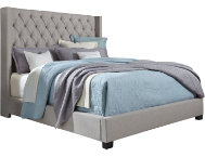 shop Westerly-King-Upholstered-Bed