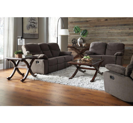 Brant Reclining 3 Piece Set