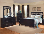 6pc Queen Bedroom