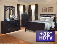 6pc-Queen-Bedroom-with-TV