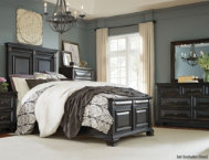 passages 6pc queen bedroom set with nightstand