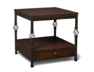 Sherwood Square End Table