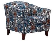 Coral Accent Chair Art Van Furniture