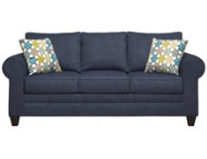 Saxon Navy Sofa