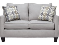 Farrah Grey Loveseat