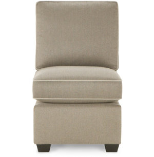 Serena Armless Chair
