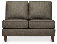 Giselle Armless Loveseat