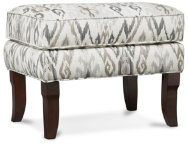 Quartz-Accent-Ottoman
