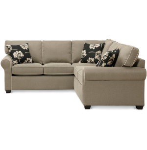 Serena 2 Piece Sectional Set