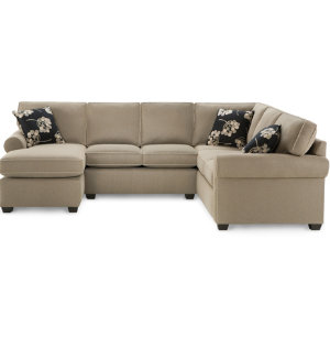Serena 3 Piece Sectional Set