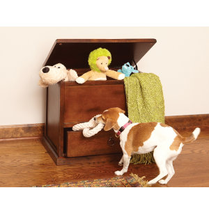 Santa Fe Pet Storage Chest