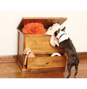 Sedona Pet Storage Chest