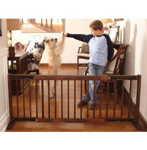 Santa Fe Expandable Pet Gate