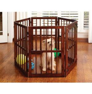 Santa Fe Folding Pet Gate