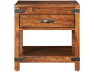 Safari Square End Table