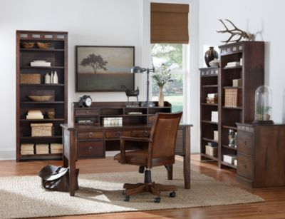 Santa Fe Office Collection Desks Art Van Furniture the