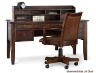 Santa Fe Writing Desk Amp Hutch Art Van Furniture