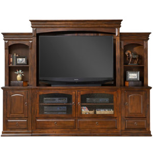 Wall Unit with 63  Console