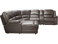 Wuatt 6PC Reclining Sectional