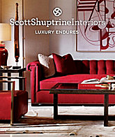 Scott Shuptrine Interiors: Luxury Endures