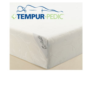King Simplicity Med Mattress