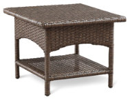 21--Wicker-Side-Table