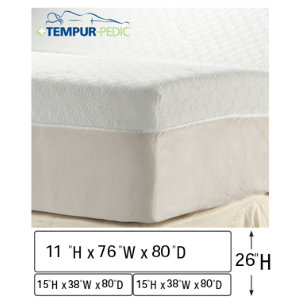 King Adjustable Mattress Set