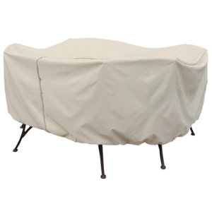 Round Table & Chairs Cover