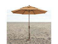 11' Harvest Auto Tilt Umbrella