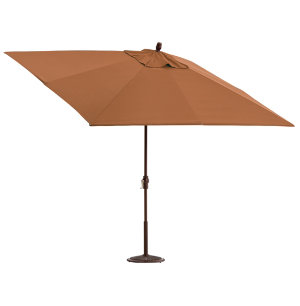 8x10 Rectangular Umbrella