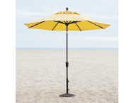 9' Lemon Push Button Umbrella