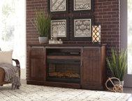 Corbin Media Fireplace Art Van Furniture