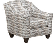 Harlow Linen Accent Chair