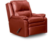 Maddox Red Rocker Recliner